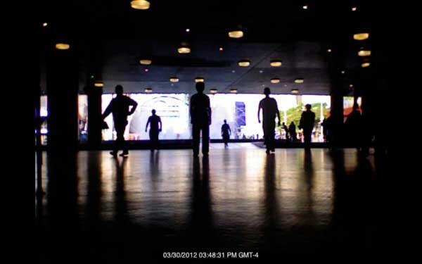 Video still by Ignacio Pérez Pérez